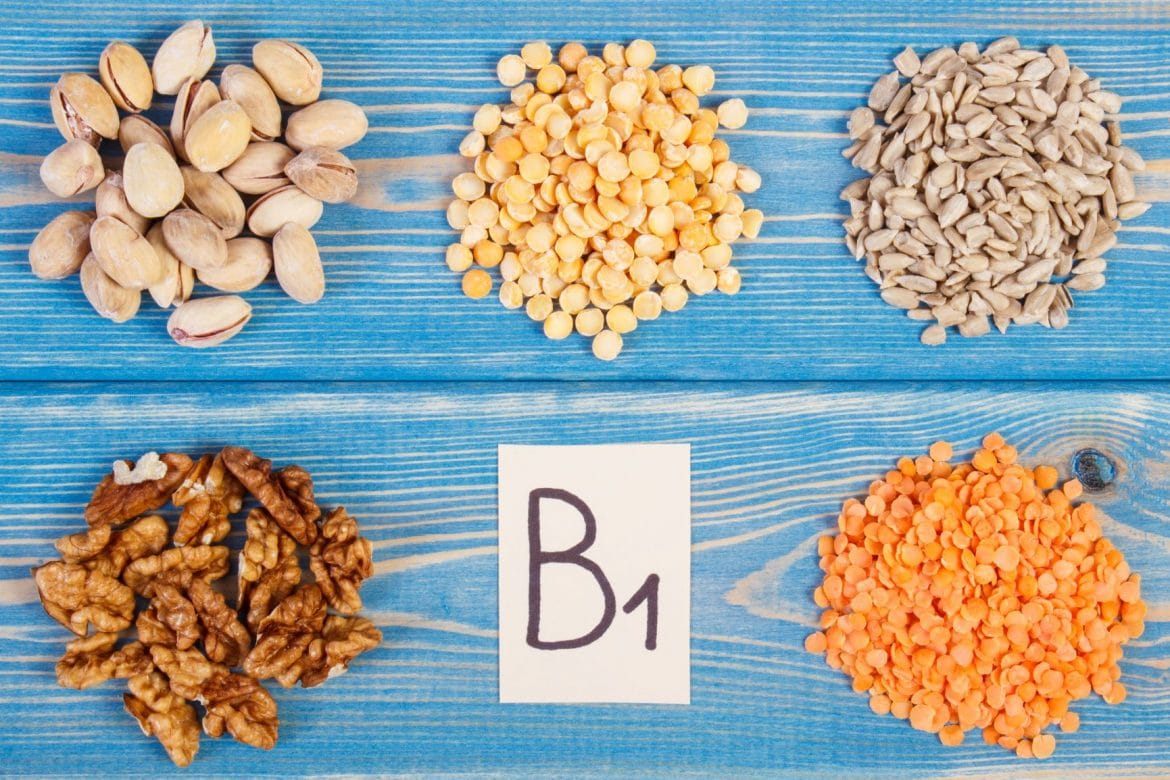 Aliments riches en vitamines B1