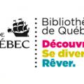 logo bibliotheque quebec
