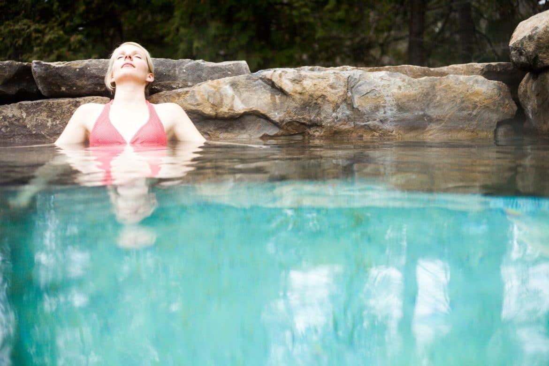 bain froid de recuperation