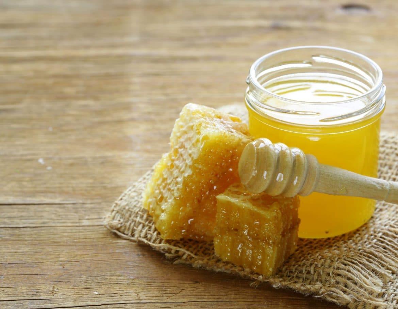 miel riche en galactose