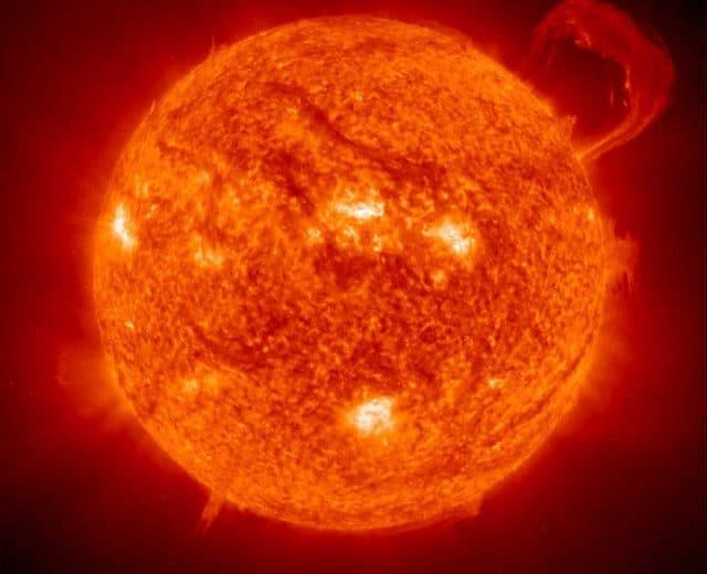 Soleil source de vitamine D