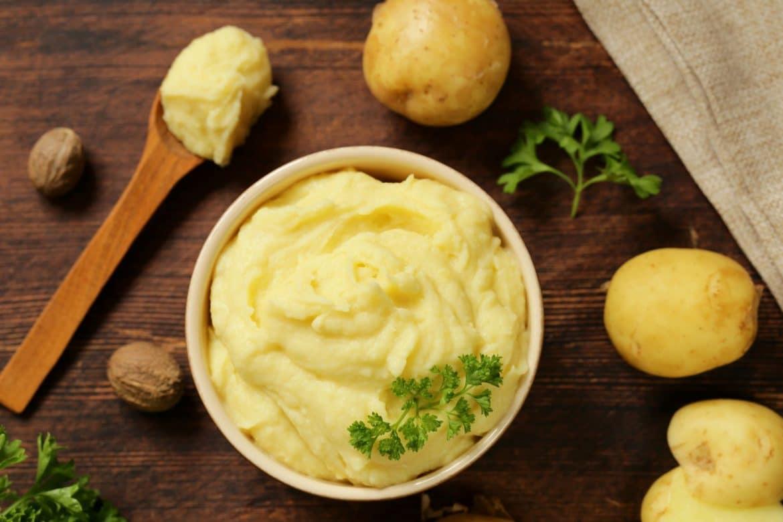 Purée de pomme de terre
