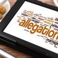 allegation sante