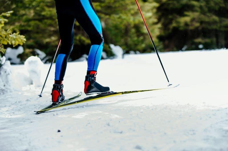 Skieur nordique