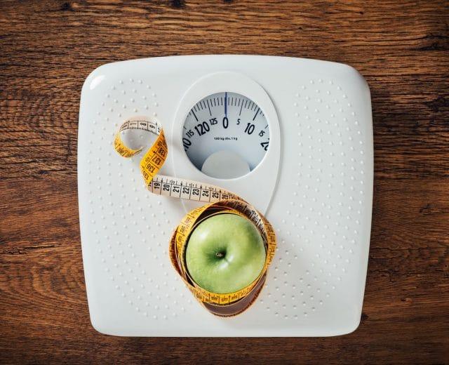 Balance et poids idéal