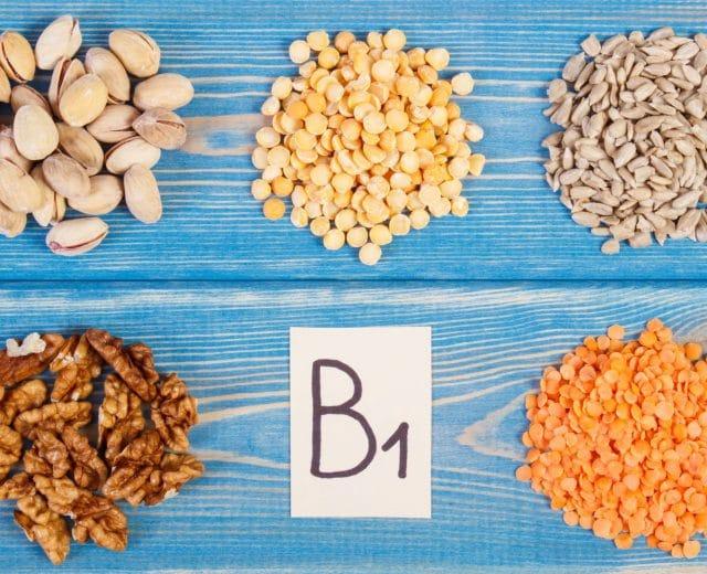 Aliments riches en vitamine B1