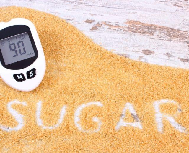 Glucomètre pour diabétique