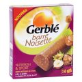 barre noisette gerble