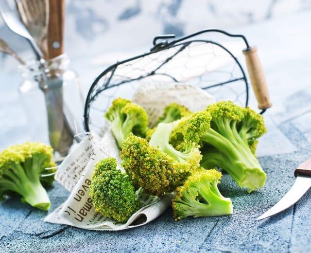 Bouquets de brocoli