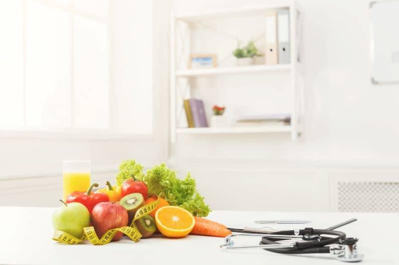 Bureau de nutritionniste