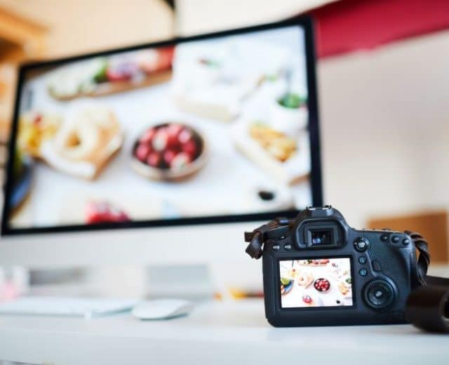 Photographie alimentaire