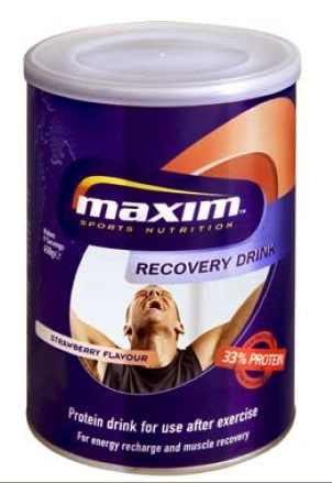 Maxim recovery