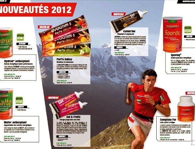 overstims dietetique 2012