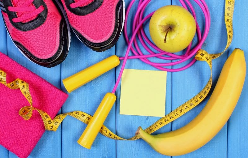 Banane et sport