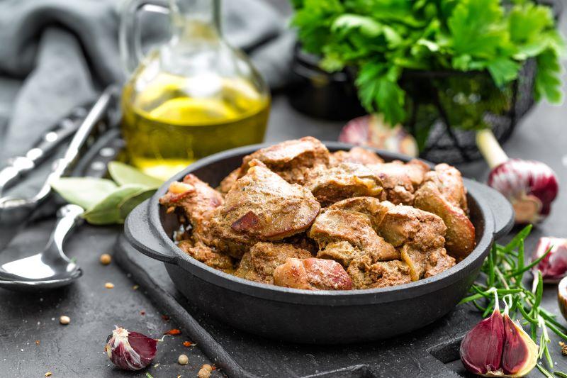 Foie de poulet