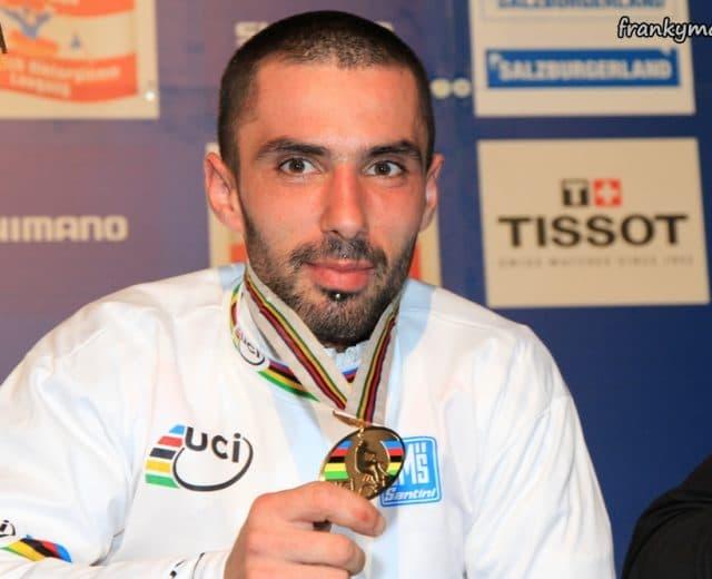 Gilles Coustellier Champion du monde