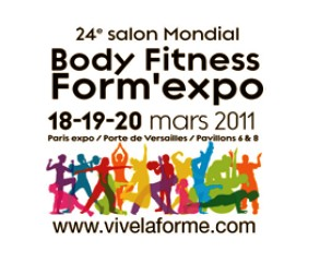 Le salon mondial du body fitness