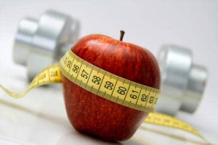 pomme nutrition sportive