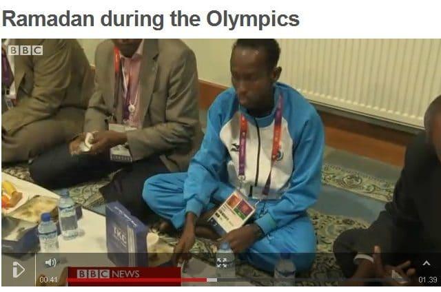 Ramadan et sport