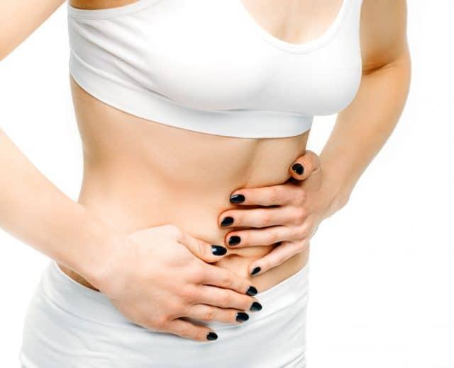 Douleurs intestinales en trail